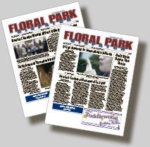 Issuu Link - Floral Park