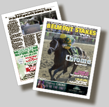 Issuu Link - Belmont Stakes