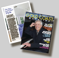 Issuu Link - Gold Coast Magazine