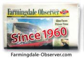 Farmingdale folded paper
