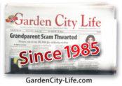 Garden City folded paper
