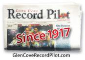 Glen Cove folded paper