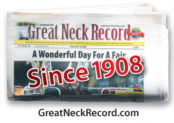 Great Neck folded paper