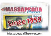 Massapequa folded paper