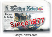 Roslyn folded paper