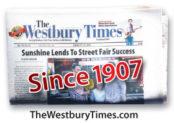 Westbury folded paper